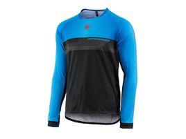 Mondraker Trail Sherpa Long Sleeve Jersey Blue 2020