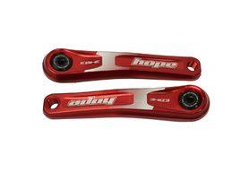 Hope E-Bike Crankset 165 mm - Red 2019