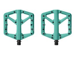 Crank Brothers Stamp 1 Pedals Turquoise 2020