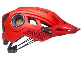 Urge Supatrail RH Helmet Red 2020