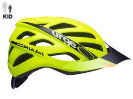 Urge Midjet Kid Helmet - Neon Yellow 2020