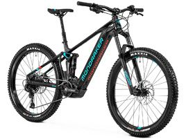Mondraker E-MTB Chaser 29'' Black and Blue 2020