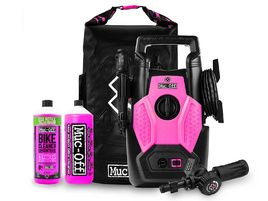 Muc-Off Pressure Washer Bundle with accessories 2020