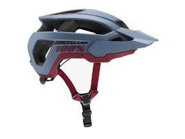 100% Altec Helmet Slate Blue 2020