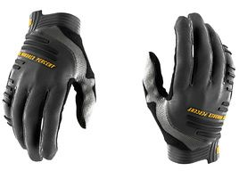 100% R-Core Gloves Charcoal 2021
