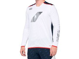 100% R-Core X Jersey Navy/White Limited 2020