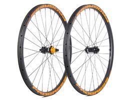 "Progress GP:01 29"" Boost Wheelset Orange 2021"