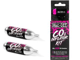 Muc-Off Inflator Kit with Co2 Cartridges