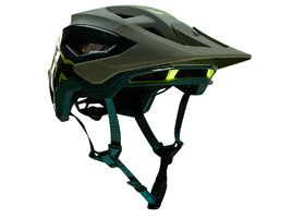 Fox Speedframe Pro Helmet Pine Green 2020