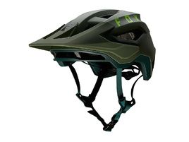 Fox Speedframe Helmet Green Pine 2020