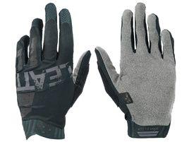 Leatt MTB 1.0 GripR Black Gloves 2021