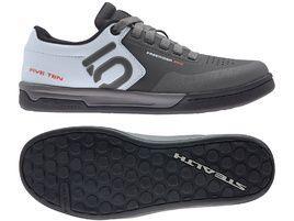 Five Ten Freerider Pro Black and Blue Shoes 2021
