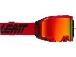 Leatt Velocity 5.5 Iriz Goggle - Red 2021