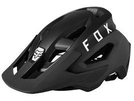 Fox Speedframe MIPS Helmet Black and White 2021