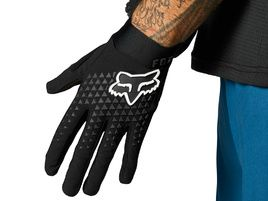Fox Defend Gloves Black 2021