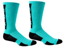 Fox Ranger Cushion 8'' Socks Teal 2021