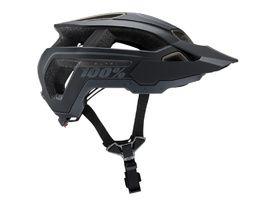 100% Altec Helmet Essential Black