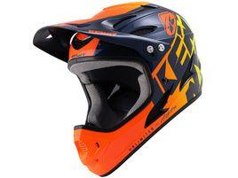 Kenny Down Hill Helmet Orange 2022
