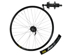 Mavic XM 319 disc front wheel 2016