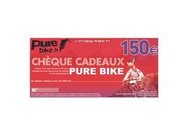 Purebike Gift voucher 150 €