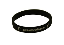 Purebike Pure Wristband Black