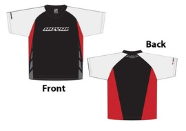 Royal Racing Royal Chevron Jersey Grey / Red