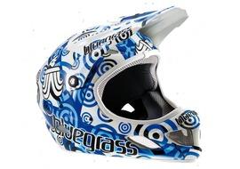 Bluegrass Brave Target Helmet Blue Size S 2012