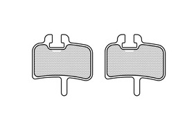 EBC Brake pads for Promax / Hayes Hydraulic et Hayes Mechanical MX-1 Mag HFX-9