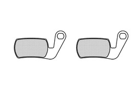 EBC Brake pads for Magura Marta 2005/2008
