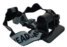 Purebike Head Strap for Lights
