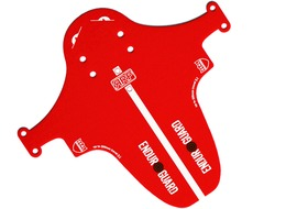 RRP Enduroguard Mudguard Red 2014