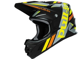 Pull-In BMX-DH Helmet Matt Black 2016