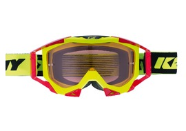 Kenny Titanium Goggle Neon Yellow / Red 2018