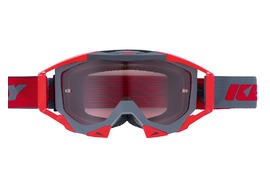 Kenny Titanium Goggle Grey / Red 2018
