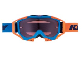 Kenny Titanium Goggle Blue / Orange 2018