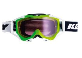 Kenny Titanium Goggle Green