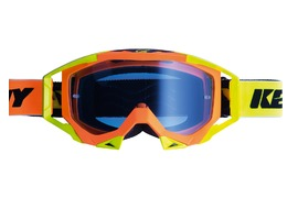 Kenny Titanium Goggle Orange