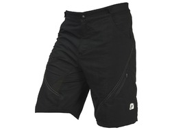 Kenny Enduro Short (with linner) Black 2017