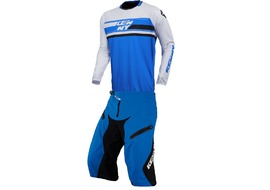 Kenny Defiant Complete Gear Set Blue and White 2017
