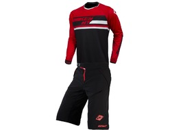 Kenny Havoc Long Sleeve Complete Gear Set Red and Black 2017