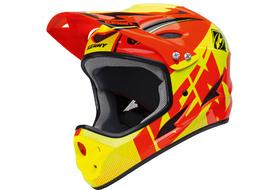 Kenny Down Hill Helmet Orange - Size XXS 2018