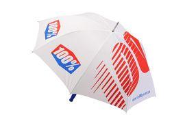 100% Umbrella white 2018
