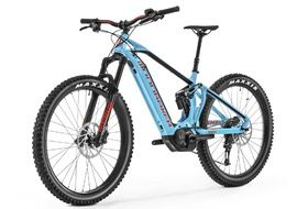 Mondraker e-MTB e-Crafty + 27,5'' Blue 2018