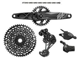 Sram GX Eagle 1x12 speed groupset with crankset DUB 32T 2018