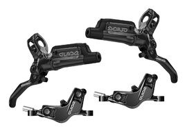 Sram Guide RSC Disc brake set Black without rotor and adapter