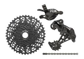 Sram NX 1X11 speed groupset Black 2018
