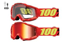 100% Accuri Youth Goggle Saarinen 2018