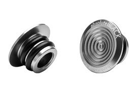 Absolute Black Aluminium Bar Plugs 2018