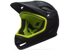 Bell Sanction Helmet Black / Retina 2017