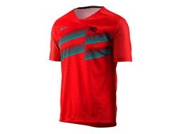 100% Airmatic Jersey Red 2018